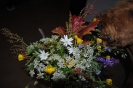 Ferdinan lukter på blomstene